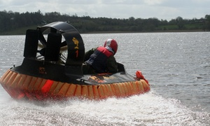 ODD UK: 12-Month Hovercraft Racing Gift Card from Out-Doors and Dirty (60% Off)