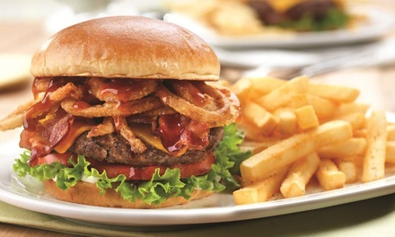 $18 for $30 Worth of American Food and Ice Cream at Friendly's