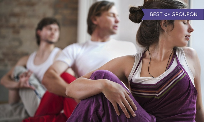 Radha Yoga - Radha Yoga: Ten or Twenty Yoga Classes at Radha Yoga (Up to 62% Off)