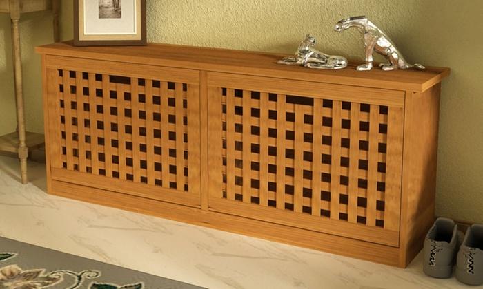 groupon goods global gmbh muebles de bao de madera maciza de nogal