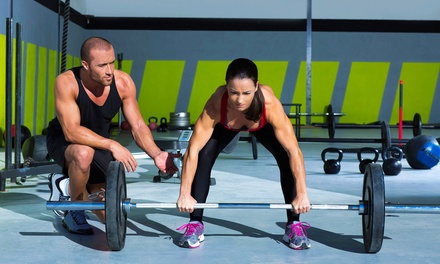 Threes Months of Unlimited CrossFit Classes, or 10 or 20 Classes at Strong and Steady CrossFit (Up to 80% Off)