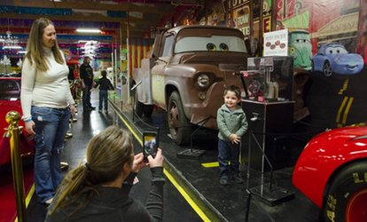 image for One General Admission Ticket, Valid Monday–Friday or Any Day, at Volo Auto <strong>Museum</strong> (Up to 27% Off)