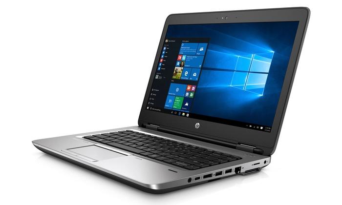 Hp Probook 640 G1 I5 4300m 2 6gh Groupon Goods