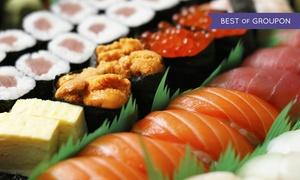 Sushi Kaiser (Zentrale): Sushi All-You-Can-Eat für 1, 2 oder 4 Personen bei Sushi Kaiser (bis zu 25% sparen*)