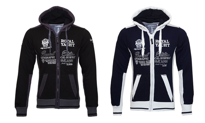 Geographical Norway Herren Hoodie | Groupon Goods
