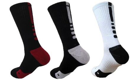 Fino a 3 paia di calzini termici a compressione per taglia 39-46...