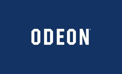 Five ODEON 2D Cinema Tickets