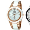 Oniss Men's Swiss Ceramic and Stainless Steel Watch