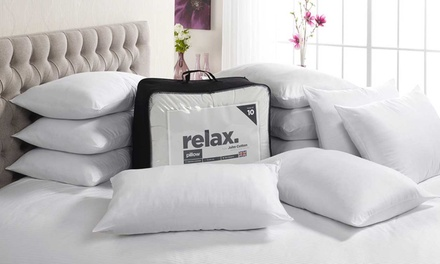 TenPack of Relax Hotel Quality Pillows