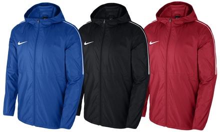 Coupe vent  à capuche Park 18 ou Team Squad de la marque Nike pour homme