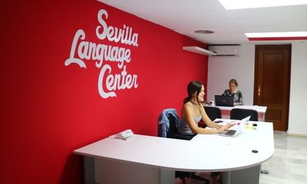 Curso intensivo de inglés para PET, FIRST o Advanced de 50 horas por 89,99 € en Sevilla Language Center