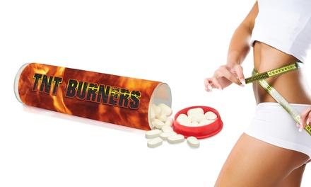 45 ou 90 jours de cure minceur cétone et café, TNT Burners de la marque Matrix