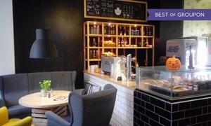 Bułka: Dowolne śniadanie (od 19,99 zł) lub lunch (od 29,99 zł) w Restauracji Bułka w Toruniu (do -40%)