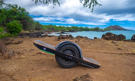 60-Minute Rental for One or Two at Onewheel Hawaii Rentals - Maui