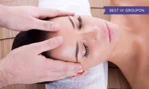 Blue Horizon Spa: Facial and Massage or Facial or Massage with Reflexology Treatment at Blue Horizon Spa (Up to 38% Off)