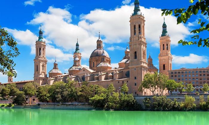 GIT CIUDAD DE ZARAGOZA - Hotel GIT Ciudad de Zaragoza: Zaragoza: 1 o 2 noches para dos con desayuno, detalle y late check-out en Hotel GIT Ciudad de Zaragoza