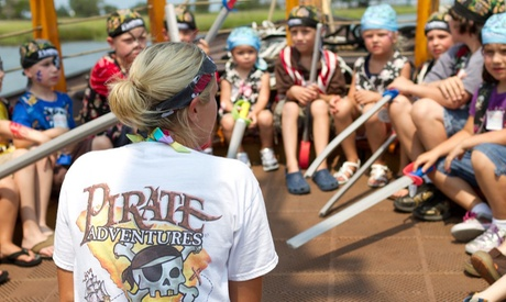 Book Now: 60-Minute Pirate Adventure for One Adult or Child at Visit Murrells Inlet (Up to 12% Off)