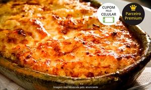 Taberna Portuguesa: Taberna Portuguesa – Espinheiro: jantar com entrada e sobremesa para 2 pessoas (opção com vinho português)