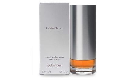 Calvin Klein Contradiction 100ml EDP Spray for Women