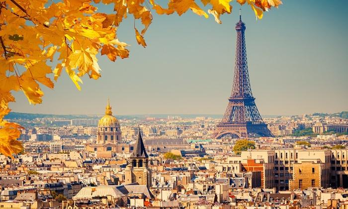 Più Viaggi - Piùviaggi: ✈ Parigi: volo a/r diretto da Milano o Roma e 2 o 3 notti in hotel 3* con crociera sulla Senna per 1 persona