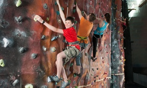 Climbzone: Choice of Two or Three Climbing Activities for Up to Four at Climbzone (Up to 31% Off)