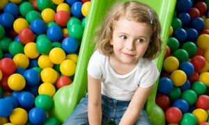Levpark: Billet d'entrée en illimité pour 2 enfants de moins de 3 ans ou de 4 à 12 ans dès 4,90 € à Levpark