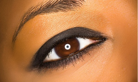 $25 for Eyebrow Threadins a SOI Brow $50 Value)