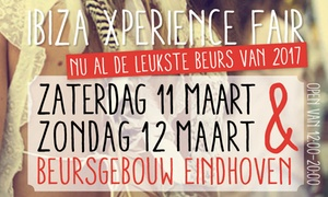 IBIZA Xperience B.V.: Tickets IBIZA Xperience Fair 2017 op 11 of 12 maart 2017 in Beursgebouw Eindhoven