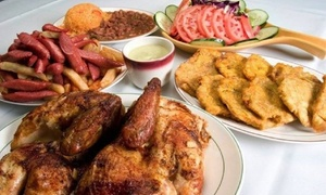 Up to 45% Off Peruvian and Colombian Food at Pio Pio at Pio Pio, plus 6.0% Cash Back from Ebates.