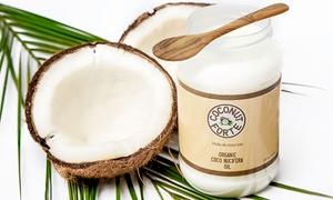 Coconut Forte Huile de coco BIO