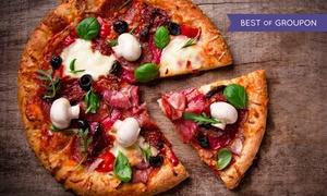 Italia di Lerma: Menu con salumi e formaggi tipici, pizza a scelta, dolce e birra al ristorante Italia di Lerma (sconto fino a 72%)
