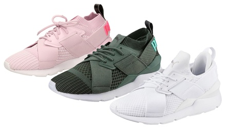 Women's Puma Muse Sneakers