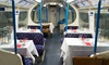 Four-Course Meal on a Tube Train
