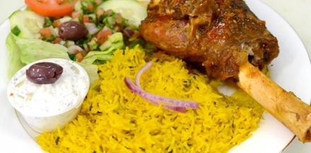 Milpitas Middle Eastern & Greek Food Festival at St. James Orthodox Church on September 14-16