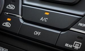 Auto1: Serwis klimatyzacji: odgrzybianie (19,99 zł) lub przegląd z napełnieniem czynnika (od 39,99 zł) i więcej w Auto1