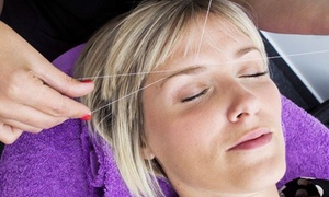 Eyebrow Queen Salon: One or Three Eyebrow-Threading Sessions at Eyebrow Queen Salon (Up to 69% Off)