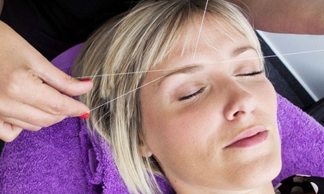 One or Three Eyebrow-Threading Sessions at Eyebrow Queen Salon (Up to 69% Off) ca4c6e04-0915-4bfb-a0b0-2b76bacdae8a