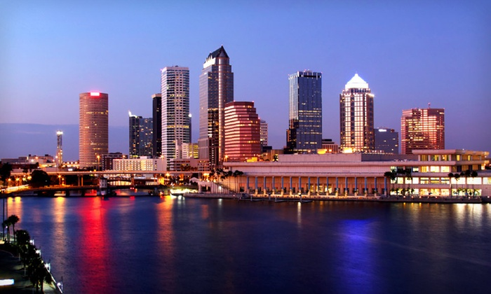 null - Tampa Bay Area: Stay at Howard Johnson Plaza Tampa Downtown in Tampa, FL