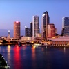Stay at Howard Johnson Plaza Tampa Downtown in Tampa, FL