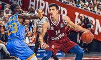 2 EuroCup-Tickets für den FC Bayern München Basketball für ein Spiel nach Wahl im Audi Dome (30% sparen)