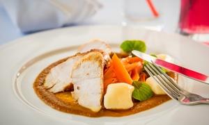Restauracja Barka Tumska: Zupa, danie główne i napój dla 2 osób za 94,99 zł i więcej opcji w Restauracji Barka Tumska (do -38%)