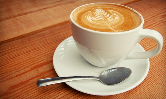 Bishops Coffee and Tea - Fort Walton Beach: $10 for $20 Worth of Café Food and Drinks at Bishops Coffee and Tea
