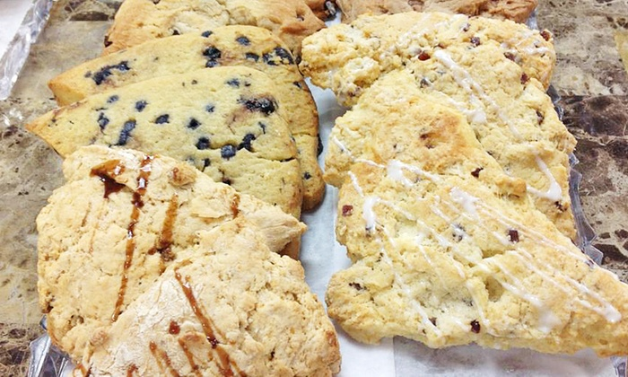 Pie Eyed - Pulaski Park: $12 for $20 Worth of Sandwiches and Baked Goods at Pie Eyed