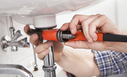 $49 for a Water Heater Flush and Home Plumbing Inspection from Hunt's Services ($100)