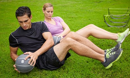 image for $23 for Five Sessions of <strong>Personal</strong> Training at Volt Fitness ($150 Value)