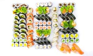 Wolę Sushi: Japonia na talerzu: wybrany zestaw sushi od 89,99 zł w restauracji Wolę Sushi