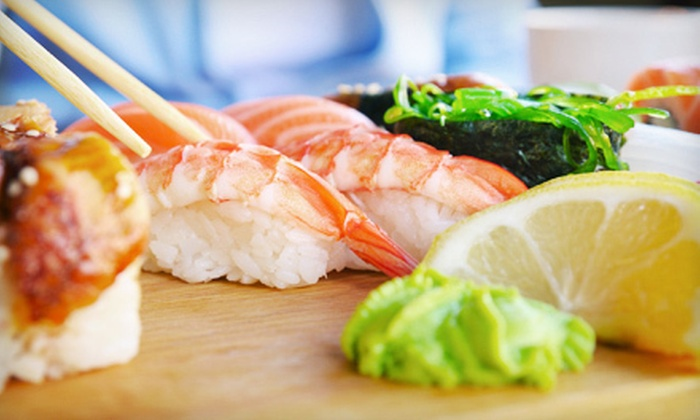 Tokyo Japanese Cuisine - Sioux Falls: $20 for $40 Worth of Japanese Food and Drinks at Tokyo Japanese Cuisine