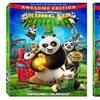 Kung Fu Panda 3 on DVD or Blu-ray