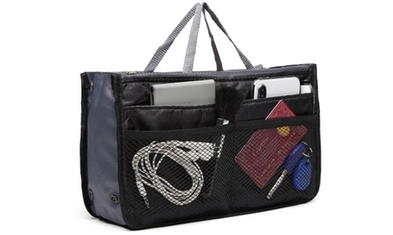 One or Two Multifunctional Handbag Organisers