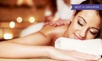 50 Min. Relaxing & Harmony Massage inkl. Tageskarte für 1 oder 2 Personen im Heaven Spa Berlin (bis zu 64% sparen*)